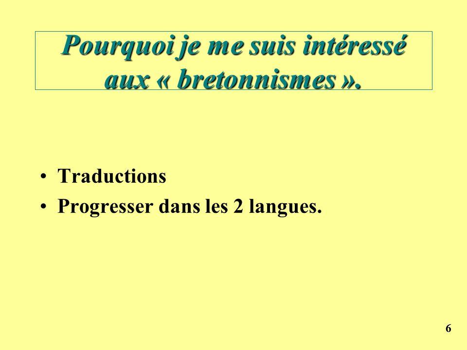 37 Principales erreurs de CONJUGAISON (suite) Verbe à linfinitif + auxiliaire conjugué Confusion des temps ( plus-que-parfait et passé composé) Emploi du verbe avoir et être Passé surcomposé Futur là où le français emploie en général le présent Futur proche