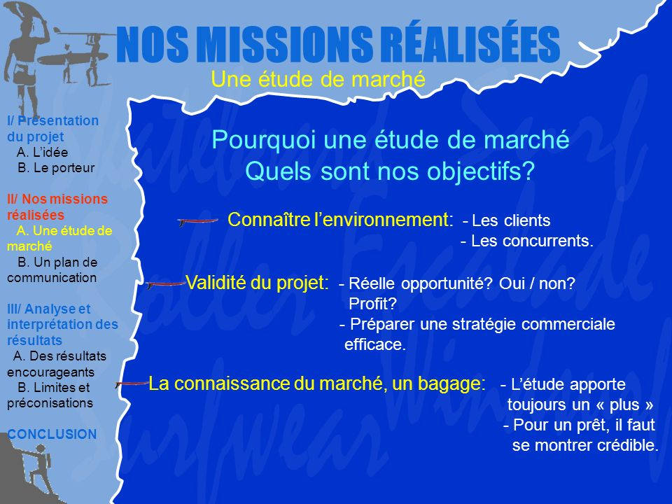 Nos moyens dactions, 2 approches.