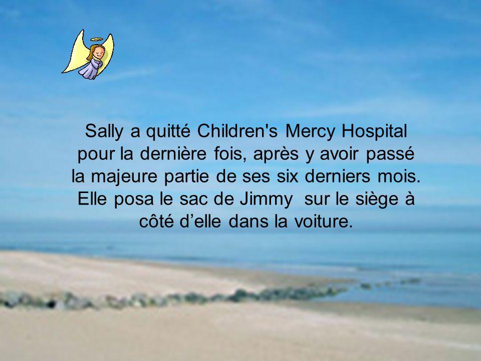 Sally a quitté Children s Mercy Hospital pour la dernière fois, après y avoir passé la majeure partie de ses six derniers mois.