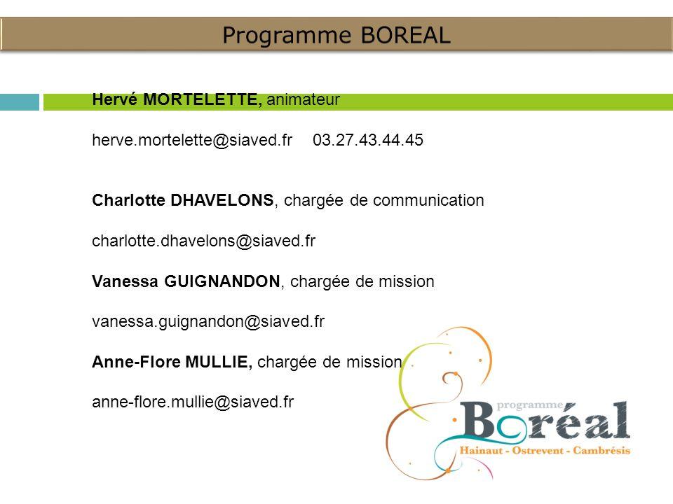 Hervé MORTELETTE, animateur herve.mortelette@siaved.fr 03.27.43.44.45 Charlotte DHAVELONS, chargée de communication charlotte.dhavelons@siaved.fr Vane
