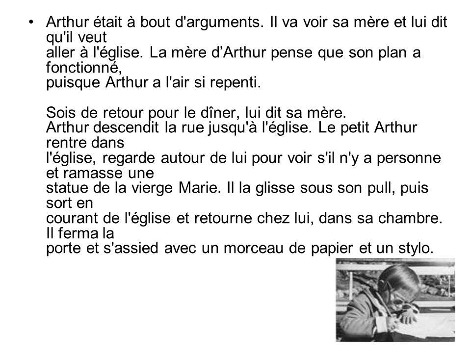 Lettre n°4 :