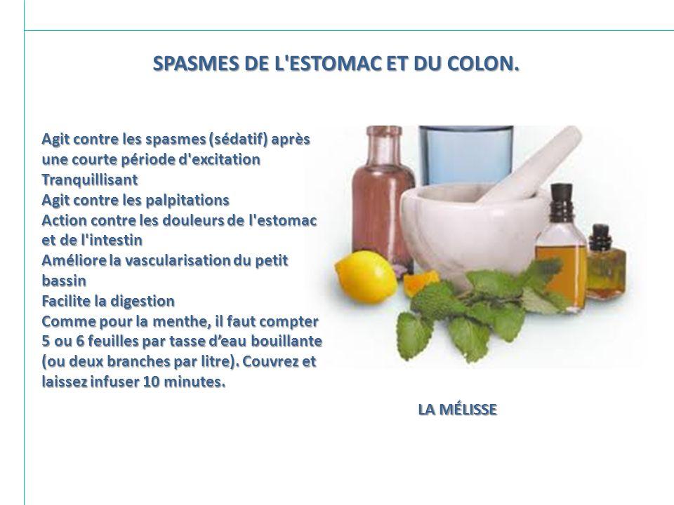 LA CONSTIPATION Fruits de séné : 50 gr,Fruits danis : 15 gr Fruits de fenouil : 15 gr,Racines de réglisse : 10 gr Fleurs de sureau : 10 gr Mélangez to