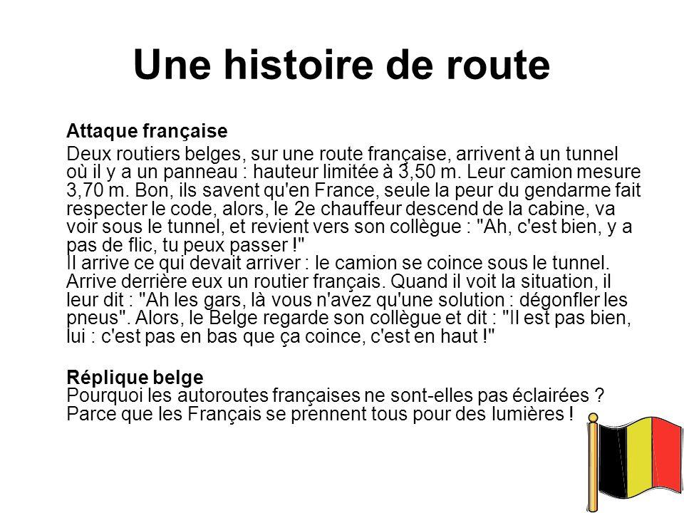 Diaporama PPS réalisé pour http://www.diaporamas-a-la-con.com Humour Français / Belge…