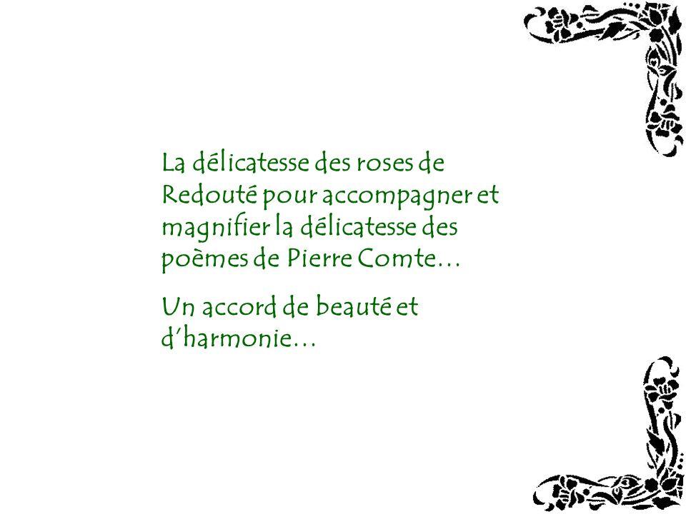 poèmes de Pierre Comte