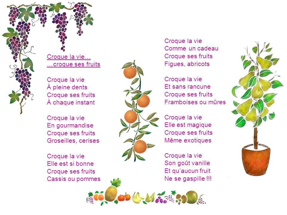Poèmes pour les enfants qui nous sont offerts par Marie David