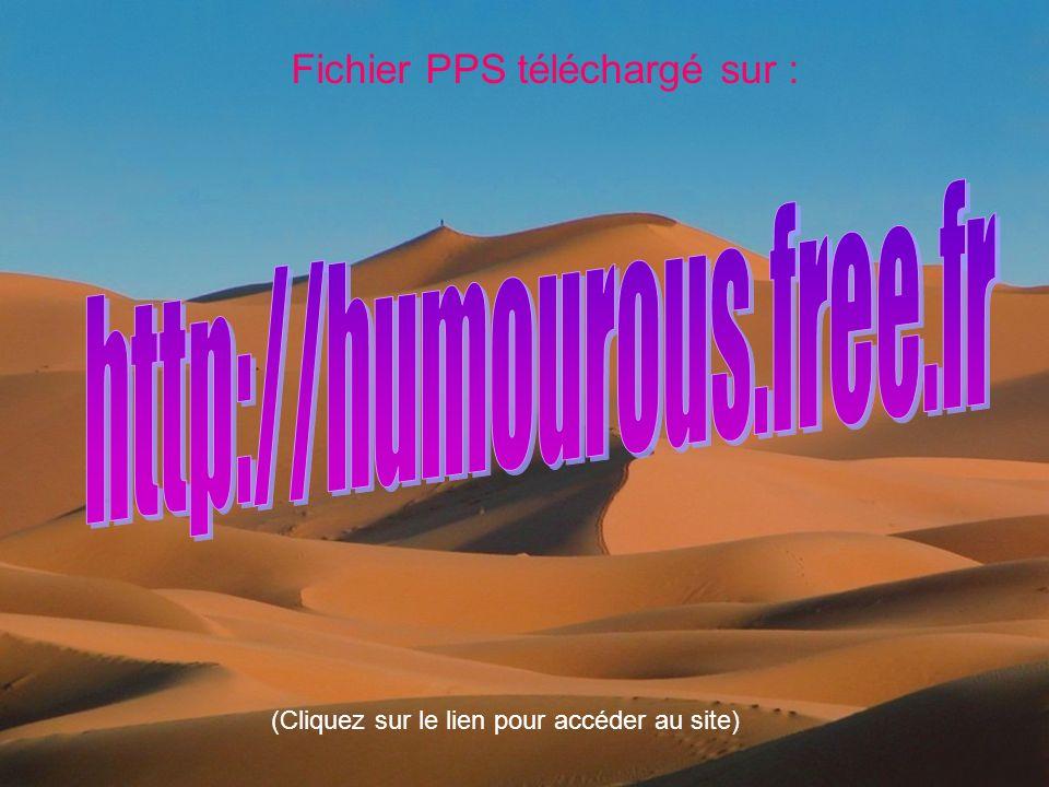 Fichier PPS téléchargé sur : (Cliquez sur le lien pour accéder au site)