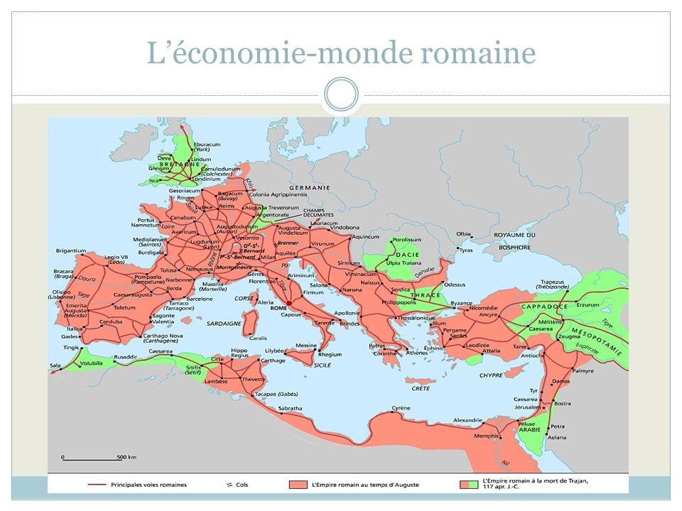 Léconomie-monde romaine