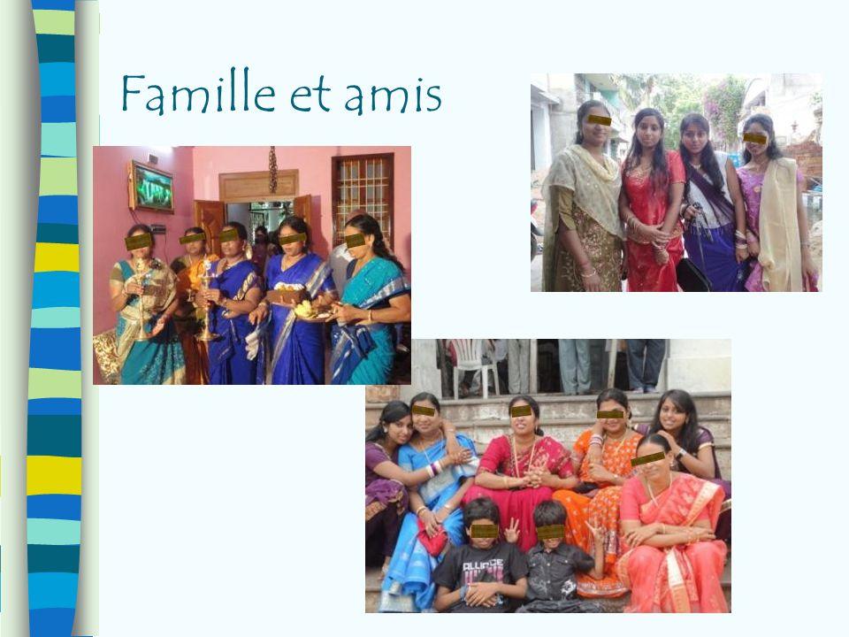 Famille et amis