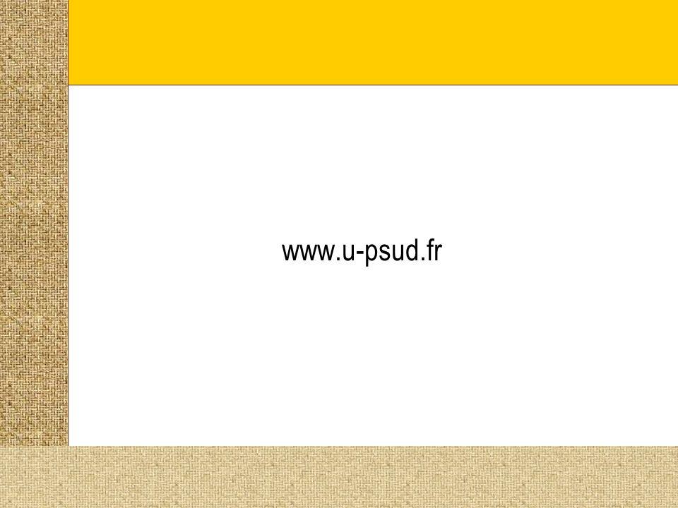 www.u-psud.fr