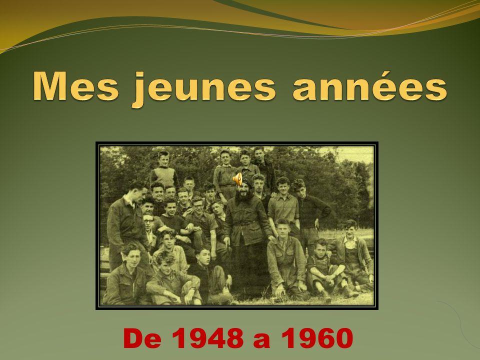 De 1948 a 1960