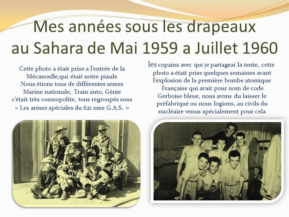Mes années sous les drapeaux au Sahara de Mai 1959 a Juillet 1960 Le dimanche matin Jour de marché a Reggan Lentrée de la ville de Reggan Tous les dim