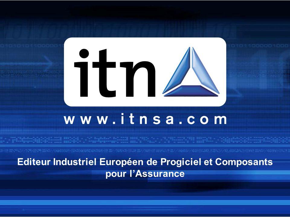 Editeur Industriel Européen de Progiciel et Composants pour lAssurance