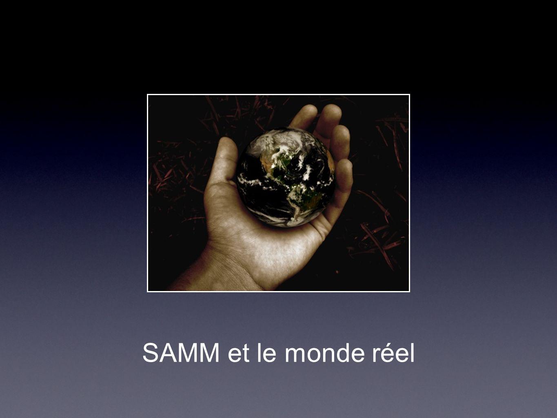 SAMM et le monde réel