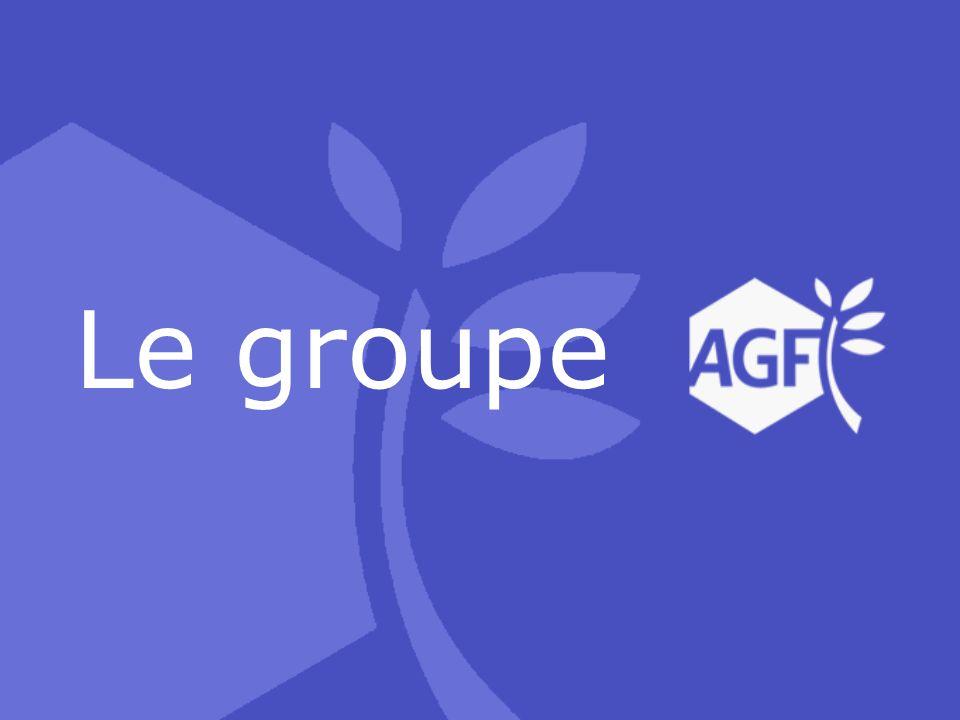 Le Groupe AGF et internet Retrouvez les AGF sur leur site www.agf.fr