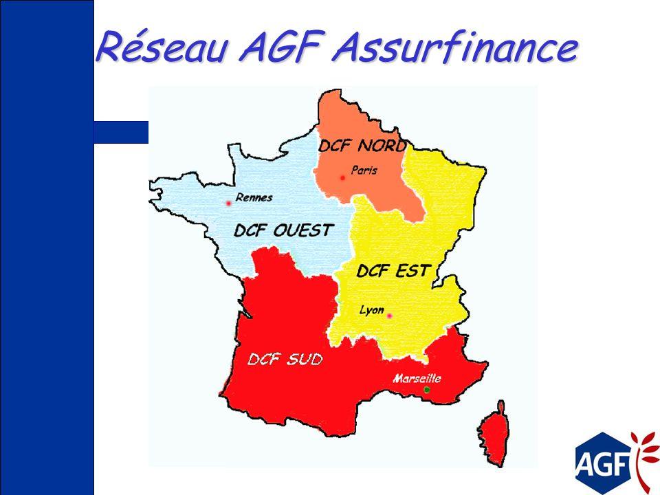 ASSUR FINANCE Finance Financement Services Carte AGF Banque AGF Prévoyance Retraite Epargne Placement