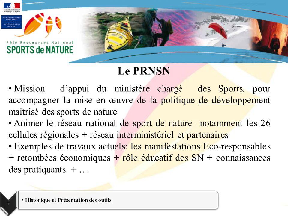 GROUPEMENT NATIONAL DES RAIDS MULTISPORTS DE NATURE Les OUTILS livrés par le GPNRMN 1.
