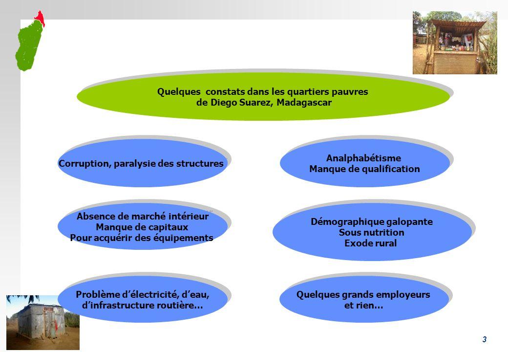 3 Corruption, paralysie des structures Démographique galopante Sous nutrition Exode rural Démographique galopante Sous nutrition Exode rural Quelques