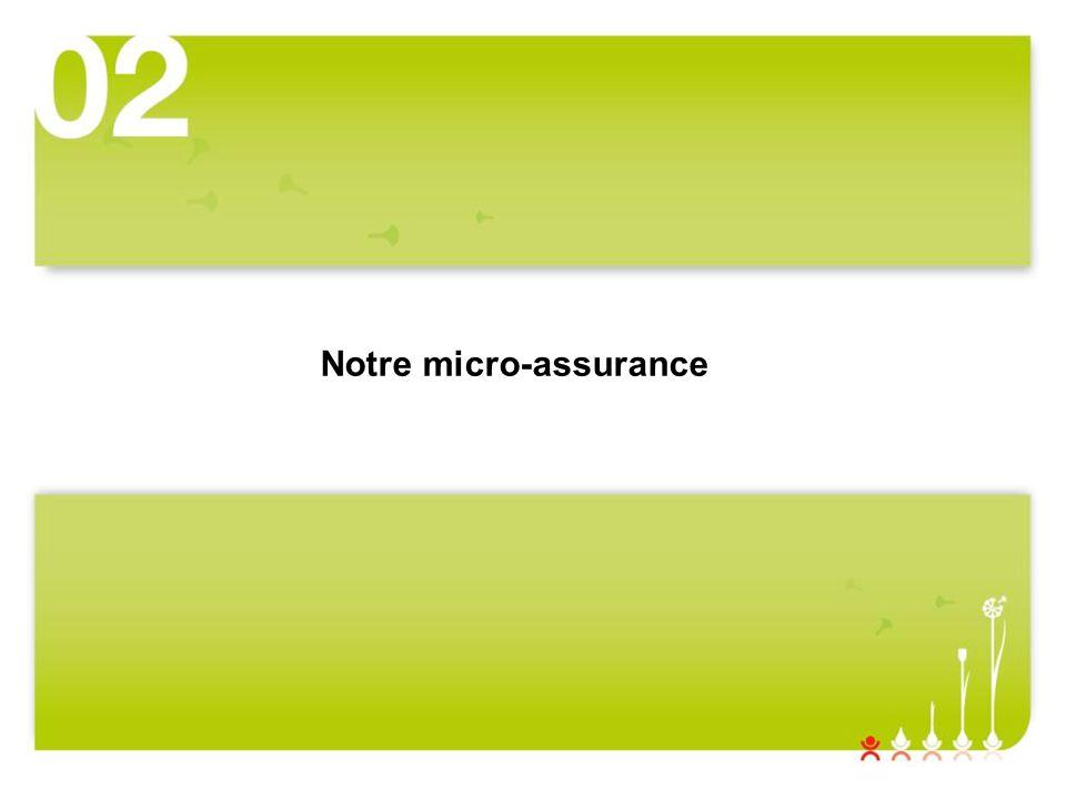 Notre micro-assurance