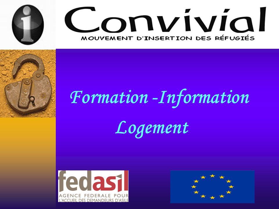 Formation -Information Logement