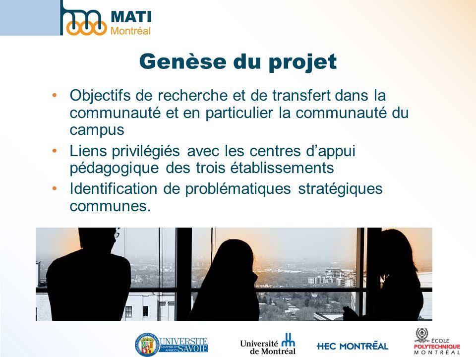 Genèse du projet Contacts avec une équipe de lUniversité de Savoie dirigée par Christian Martel qui a développé ÉmaÉval, un outil de gestion et de suivi de lévaluation des compétences dans le cadre des C2i Niveau 2.