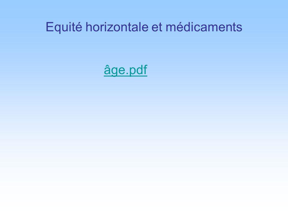 Equité horizontale et médicaments âge.pdf