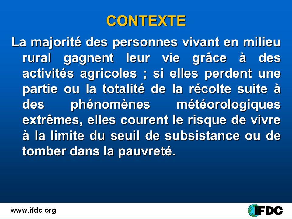 METHODOLOGIE (IFDC) 1.