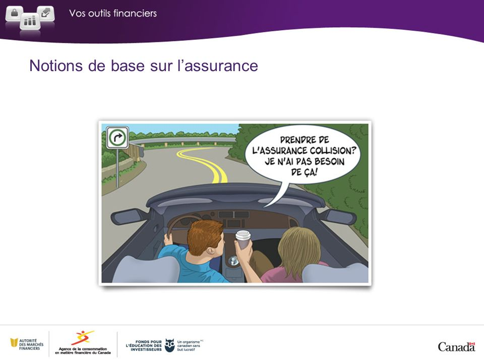 Notions de base sur lassurance