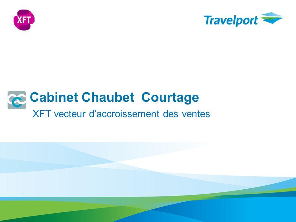 Cabinet Chaubet Courtage XFT vecteur daccroissement des ventes