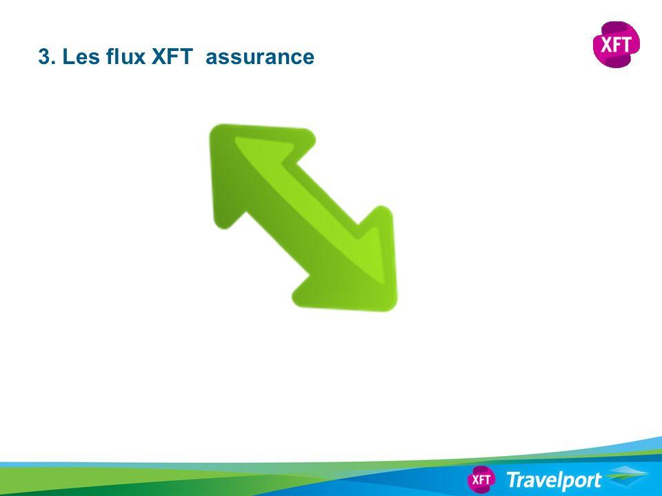 3. Les flux XFT assurance