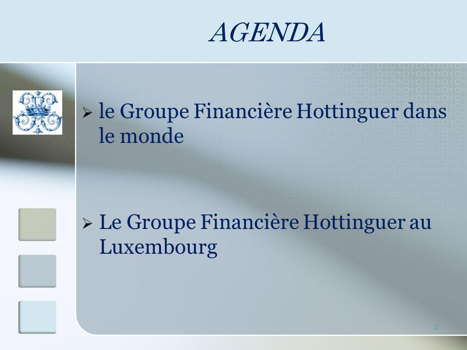 3 Historique Groupe Financière Hottinguer Depuis plus de 200 ans, le nom Hottinguer fait partie des références dans le domaine de la Gestion Patrimoniale.