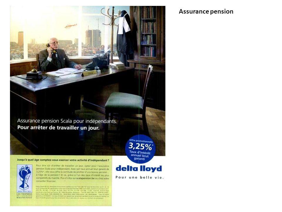 Assurance pension