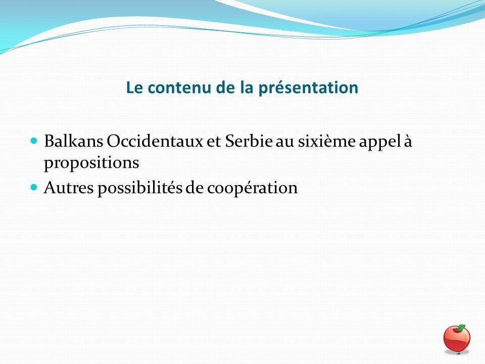 Bureau Nationale de Tempus Serbe +381 11 344 33 342, +381 11 33 34 342 office@tempus.ac.rs www.tempus.ac.rs 13 Merci pour votre attention