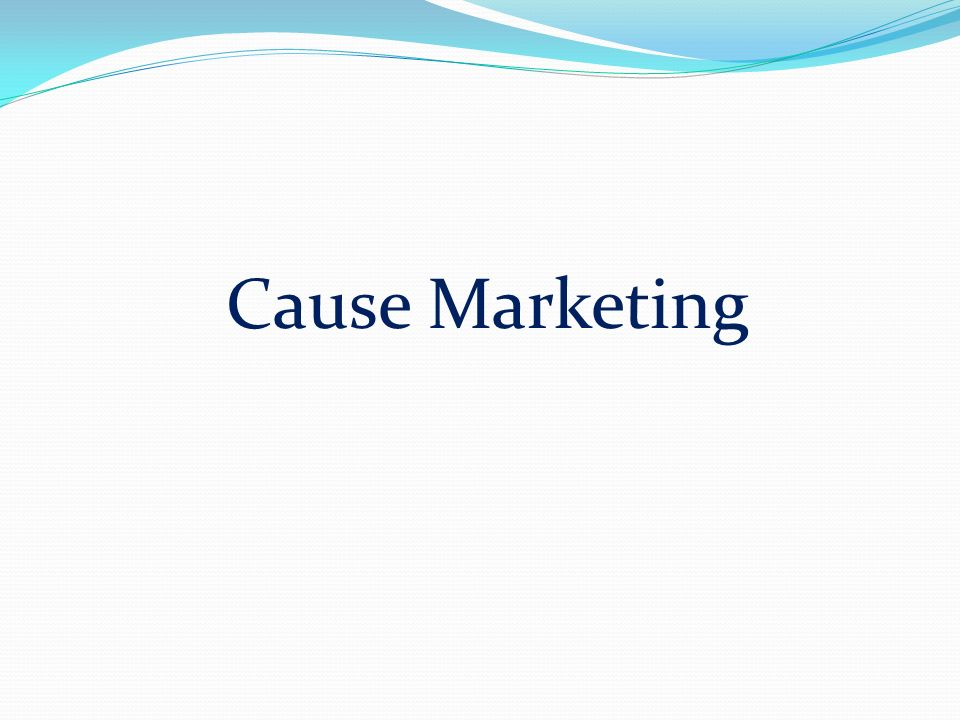 3) Choisir le bon partenaire : le sponsor de la cause aidera avec son expérience et sa crédibilité ainsi que ses produits à mieux accompagner une association.