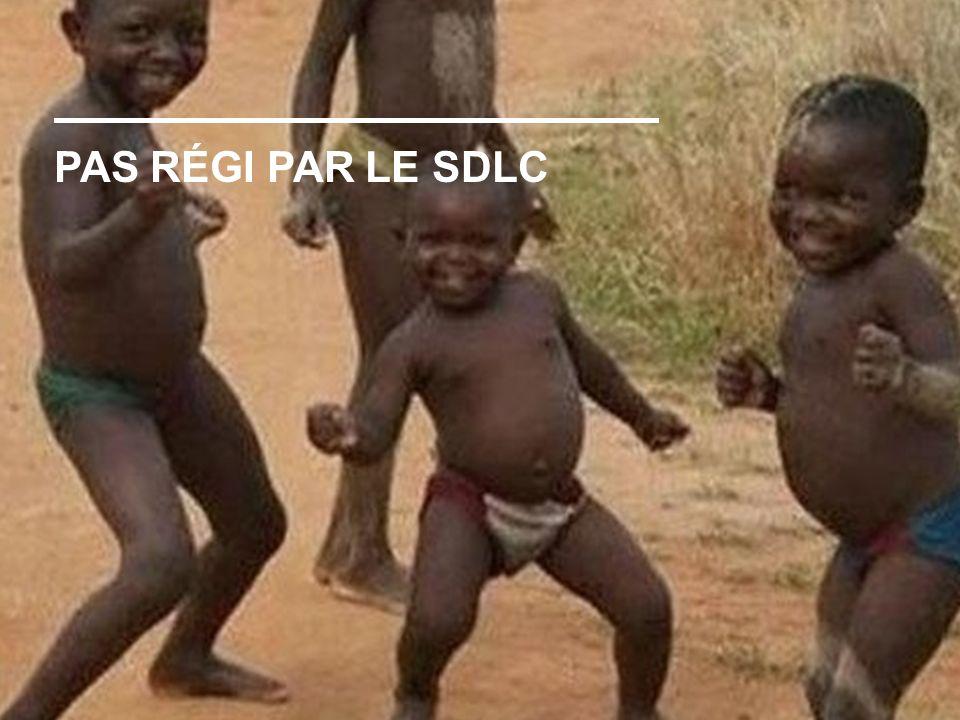 PAS RÉGI PAR LE SDLC