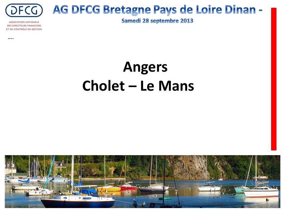 …. Angers Cholet – Le Mans