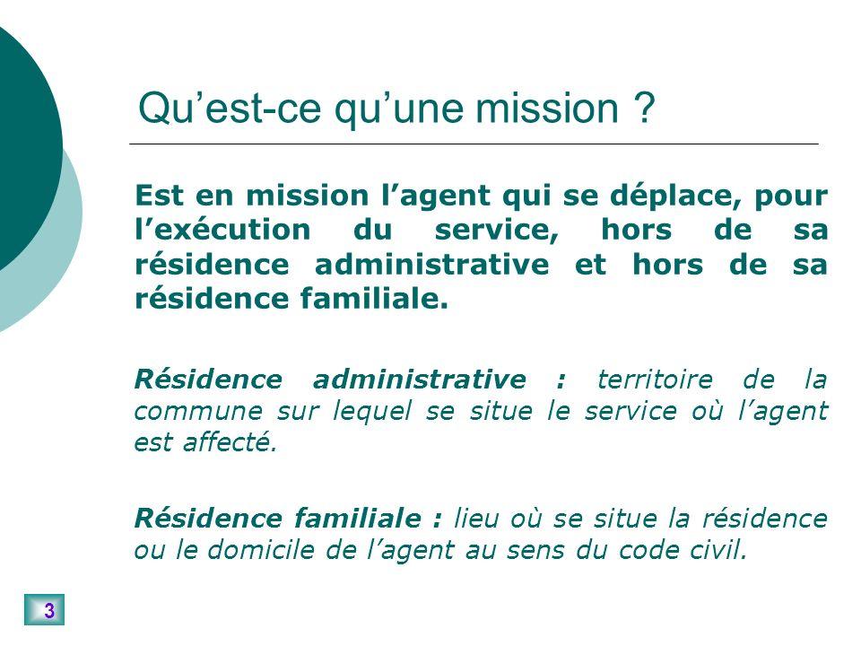 3 Quest-ce quune mission .