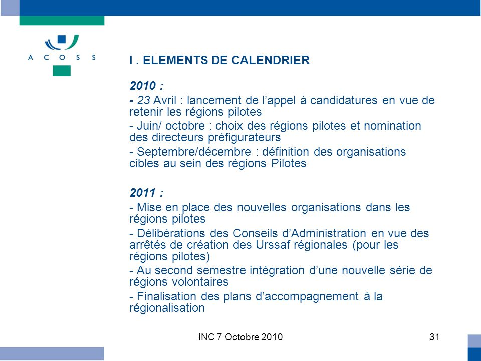 INC 7 Octobre I.