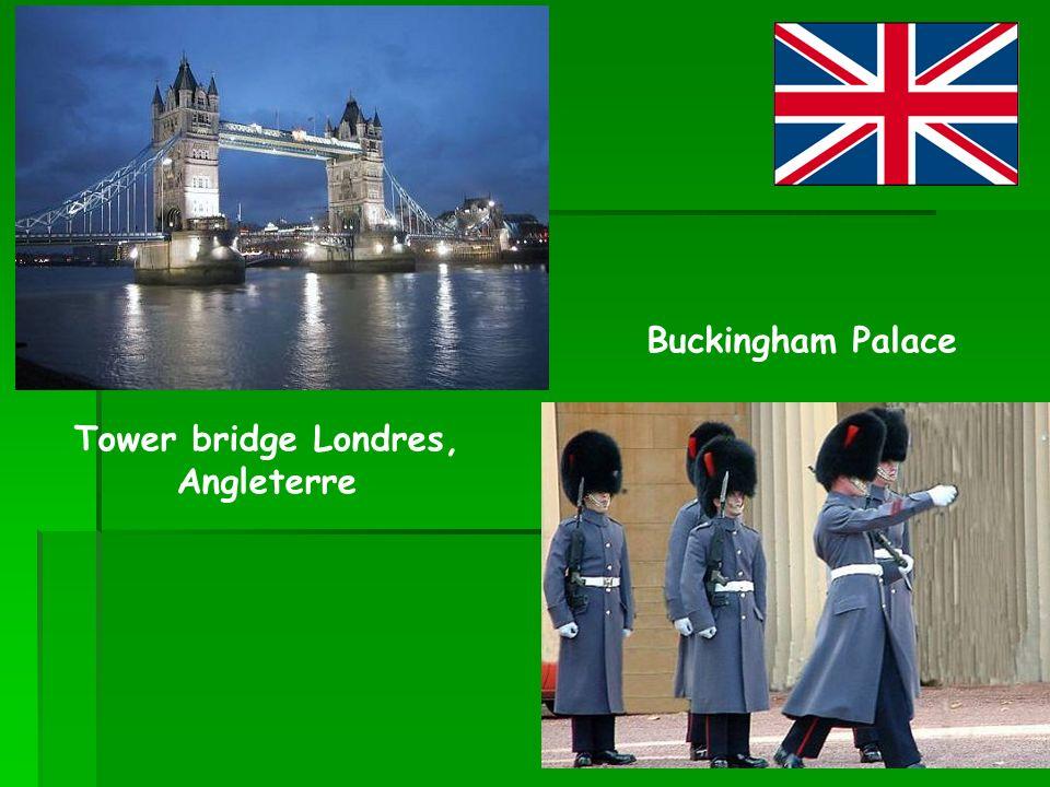 Tower bridge Londres, Angleterre Buckingham Palace