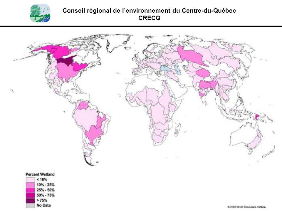 Conseil régional de lenvironnement du Centre-du-Québec CRECQ