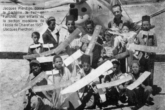 Dans lEmeraude, le lieutenant Alfred Descamps qui sera observateur-pilote de lALAT (Alfred Descamps)