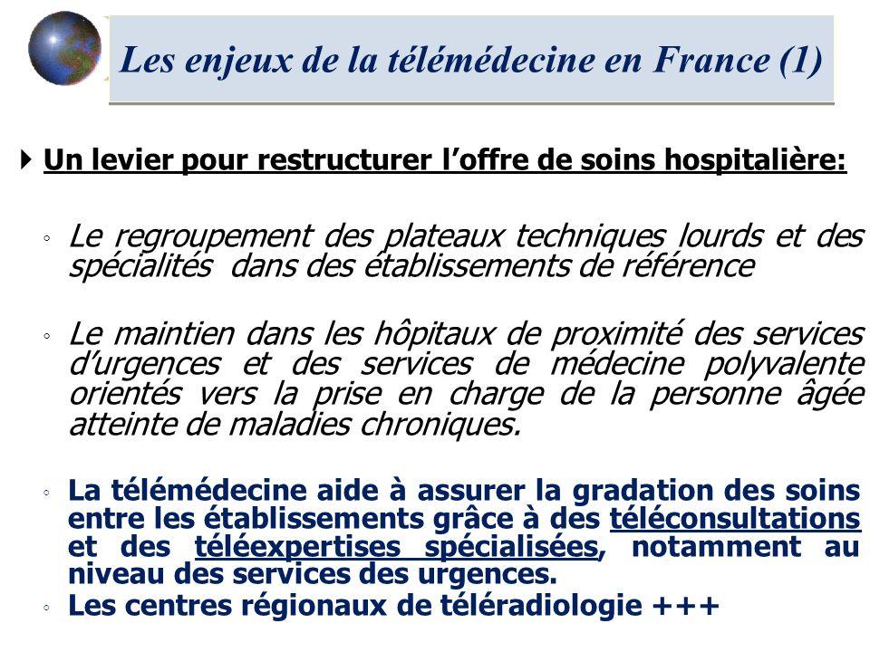 Un levier pour restructurer loffre de soins hospitalière: Le regroupement des plateaux techniques lourds et des spécialités dans des établissements de