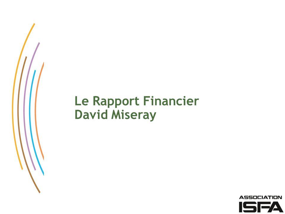 Le Rapport Financier David Miseray