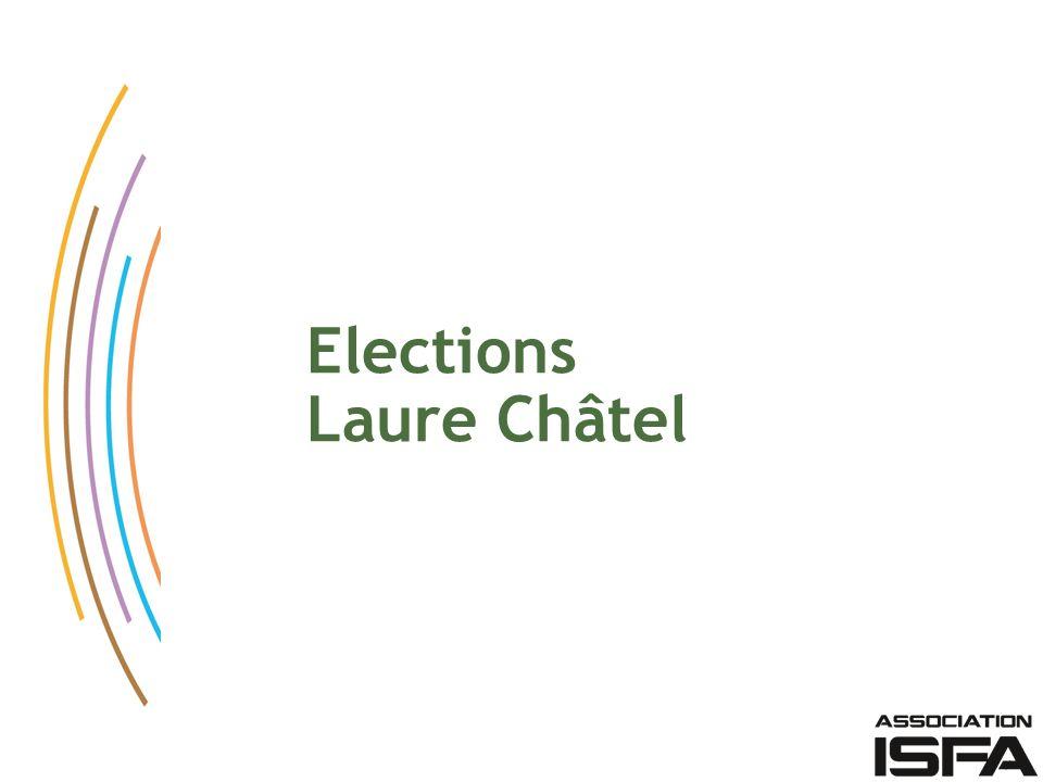 Elections Laure Châtel