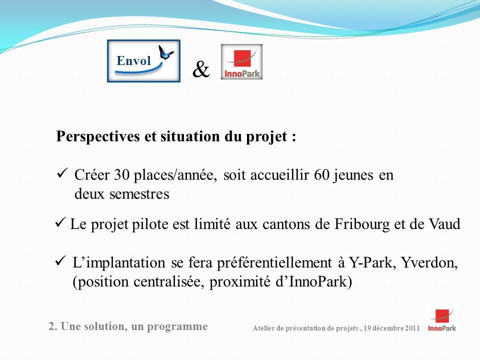 Atelier de présentation de projets, 19 décembre 2011 2.