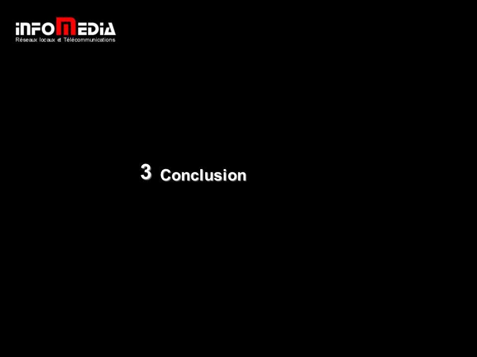 Partie 3 Conclusion 3