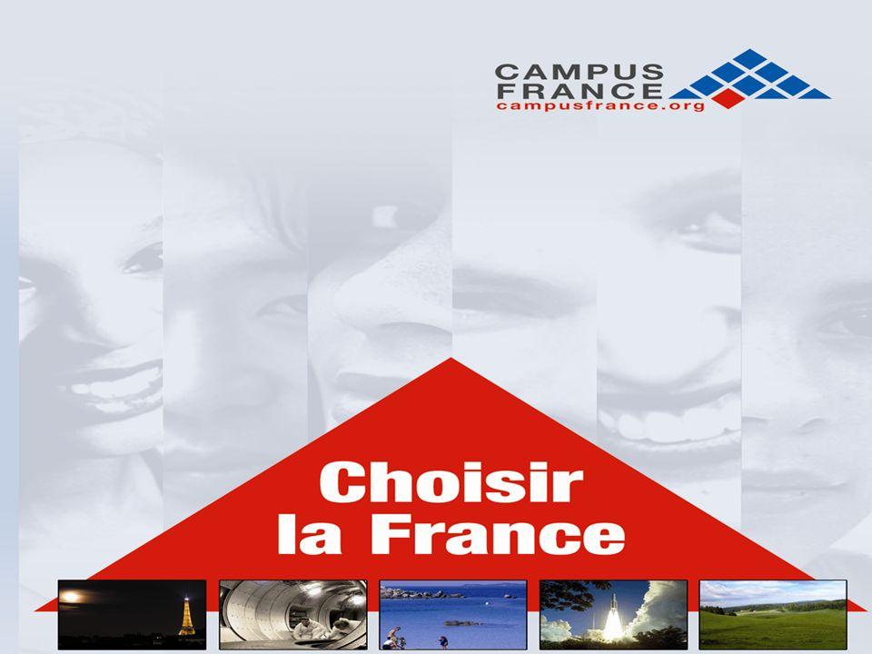 12 Les non-ressortissants de l Union Européenne souhaitant effectuer leurs études en France doivent se procurer un visa de long séjour portant la mention Etudiant délivrés par les consulats de France.