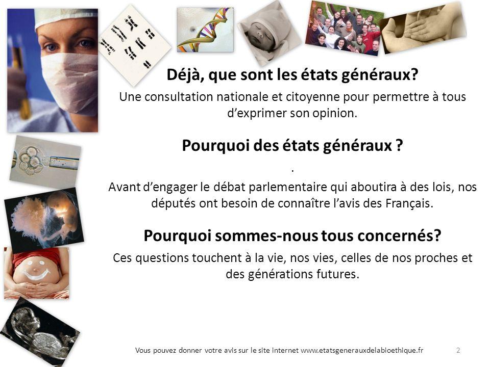 23Vous pouvez donner votre avis sur le site internet www.etatsgenerauxdelabioethique.fr Le prelevement et greffes dorganes Pour les donneurs vivants, le consentement libre est primordial.