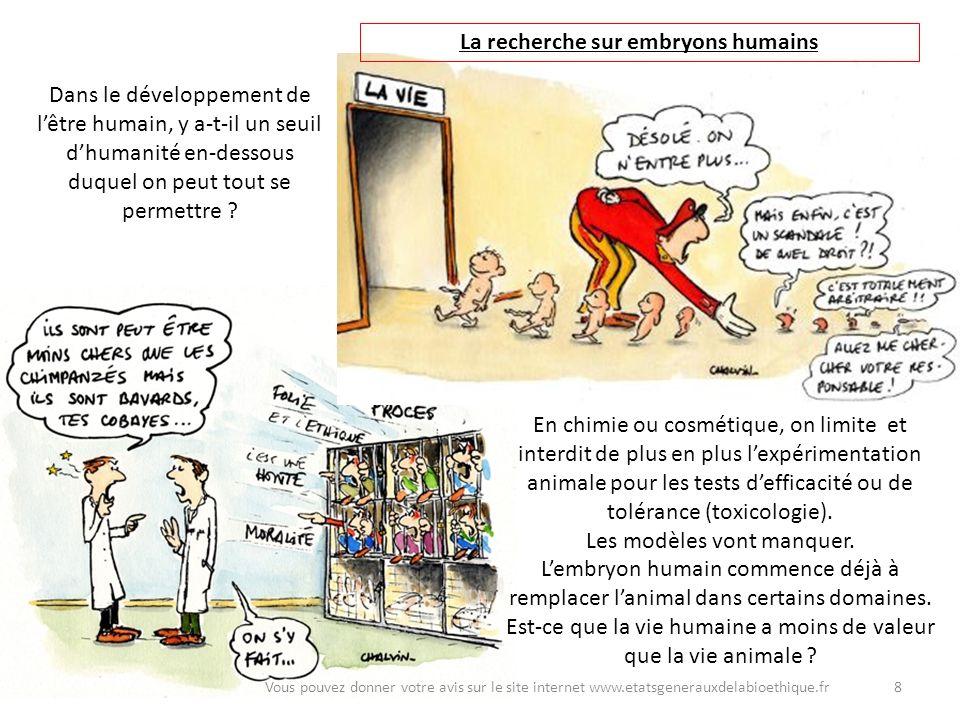9Vous pouvez donner votre avis sur le site internet www.etatsgenerauxdelabioethique.fr 2ème sujet : l assistance à la procréation (AMP) Quest-ce que cest .