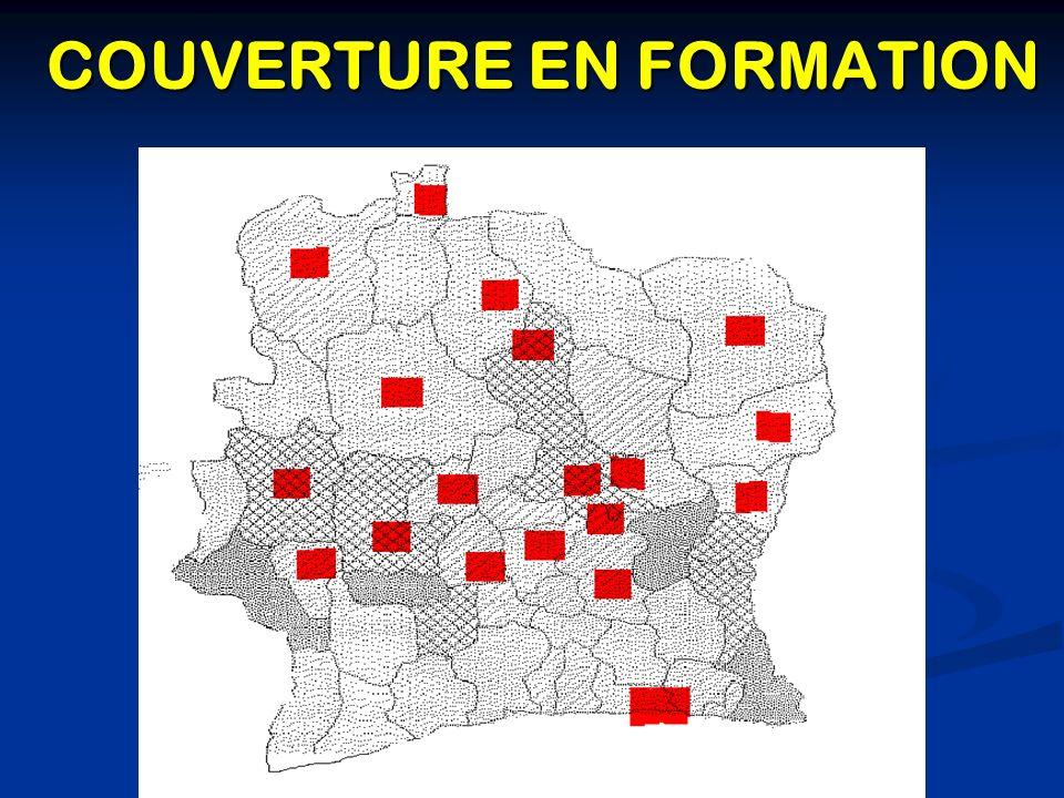 COUVERTURE EN FORMATION