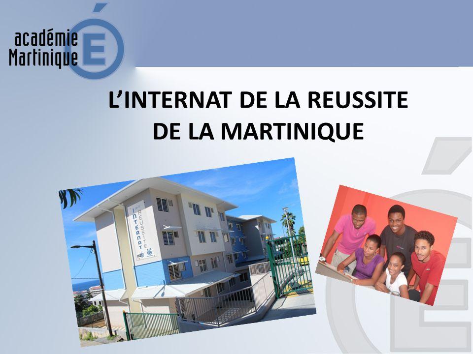 LINTERNAT DE LA REUSSITE DE LA MARTINIQUE